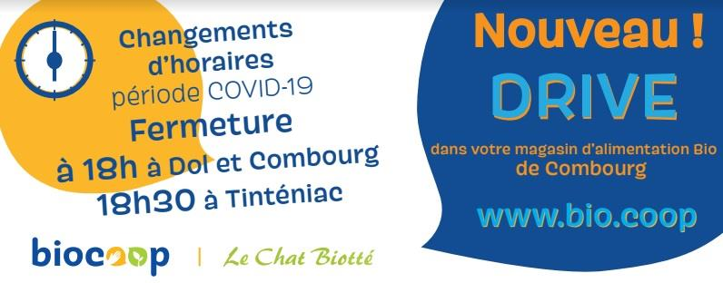 click and collect - COMBOURG